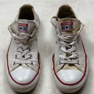 Converse all-star Size 8